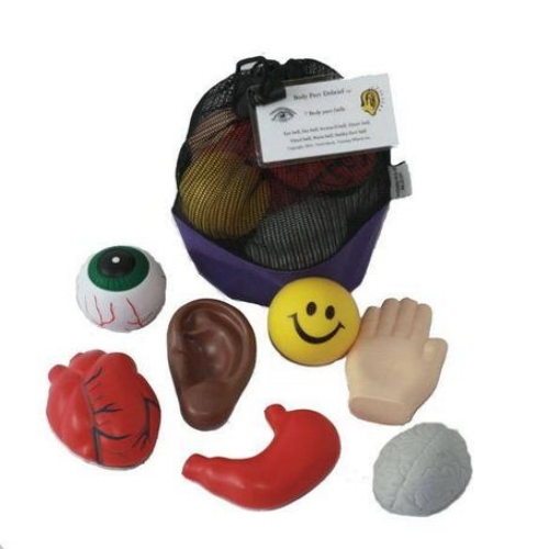 Body Part Debrief Sets - Developed by our very own Michelle Cummings, this Body Part Bag will help your group bring out their reactions to the activities of the day.