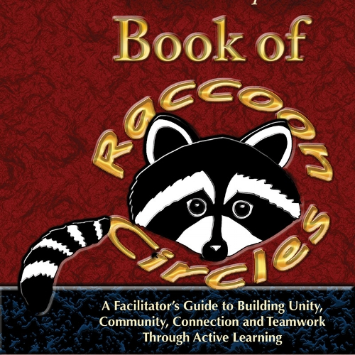 "Book of Raccoon Circles - You may have heard of Raccoon Circles before. This is ""The Book"" that contains the official information. It is complete with pictures, illustrations, processing information, history, references, and even success stories using the circles."