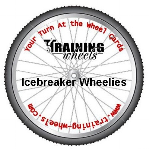 Icebreaker Wheelies -  Here is a unique collection of questions that will breathe new life into your openers.