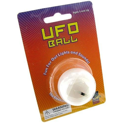 UFO Ball - This is a favorite tool to help teach the value of connection.