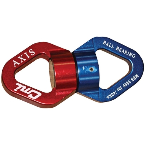 CMI Rescue Swivel - CMI's Rescue Swivel helps to eliminate twisting in critical lines due to load rotatio