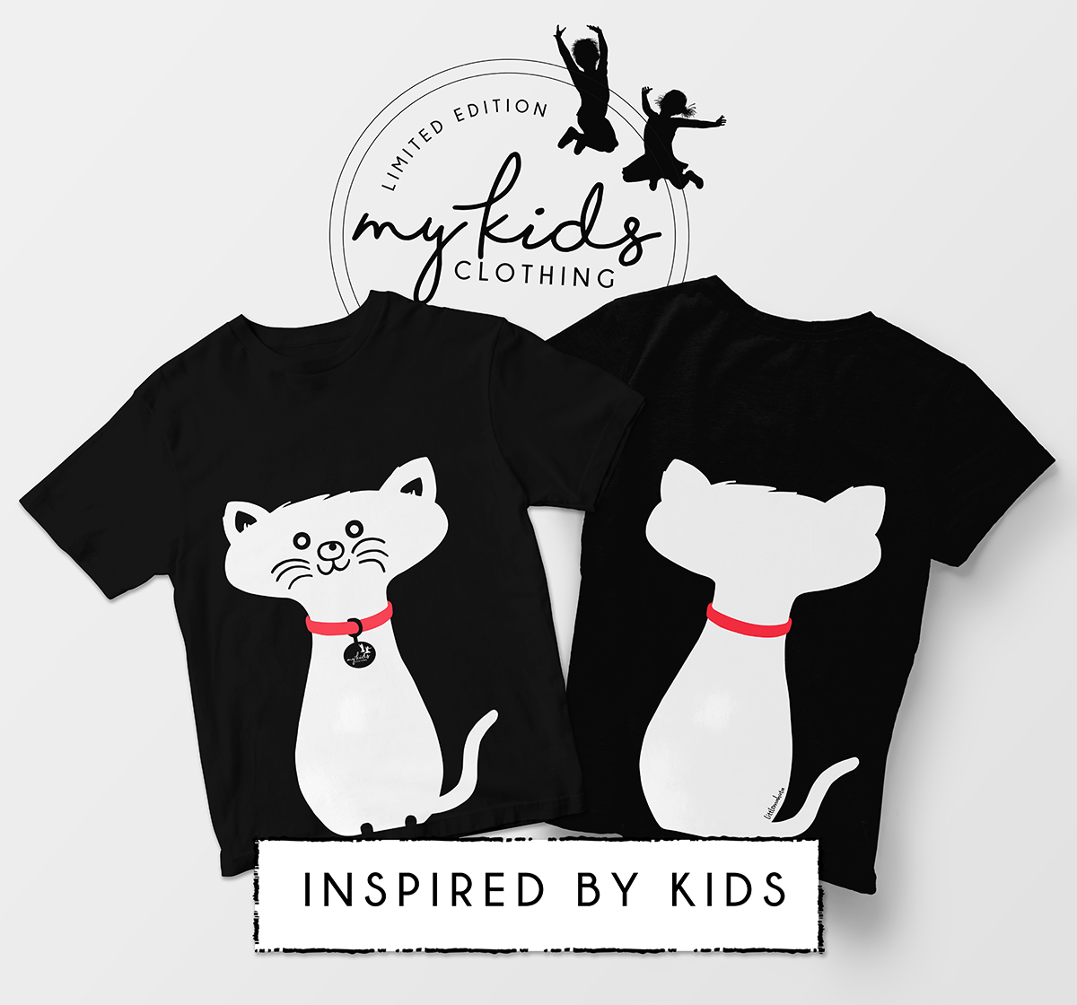 INSPIRED BY KIDS - Cattee