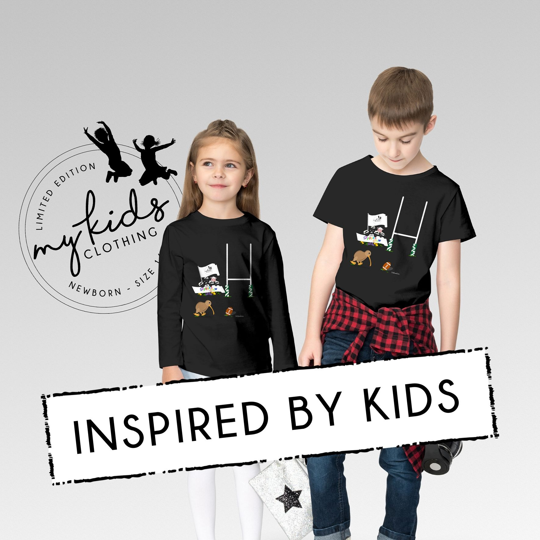 INSPIRED BY KIDS - Rugby