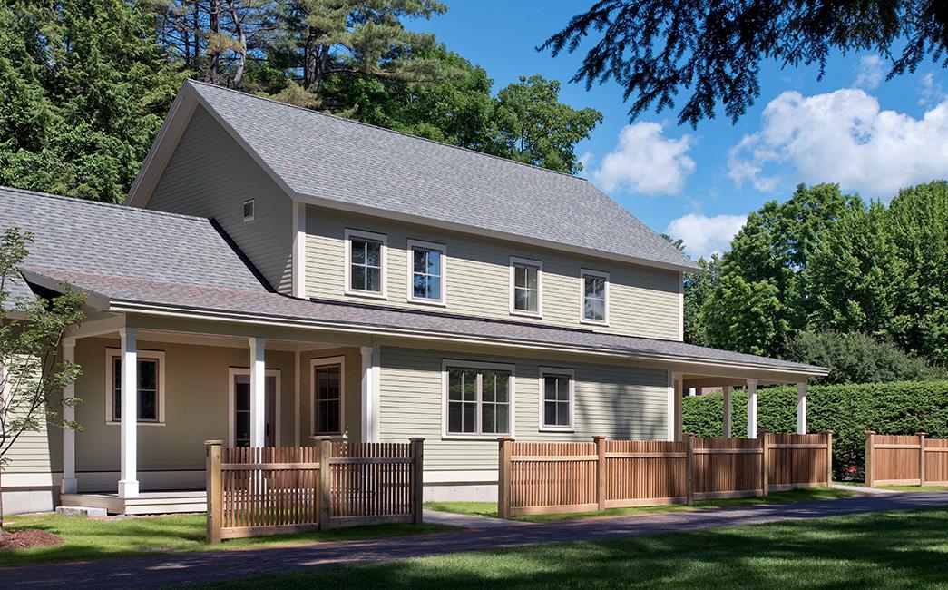 Värm Unity Home Model (Breezeway & Garage Optional)