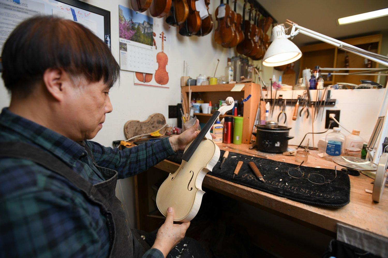 Richelieu- Brobst Violin Shop — Vermont Violins