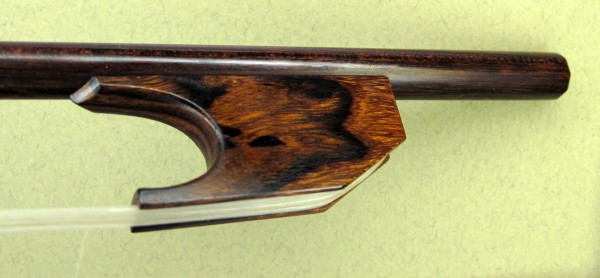 Viola D'Amore Bow, Copy of NMM_3470 by Andrew Dipper, 2014