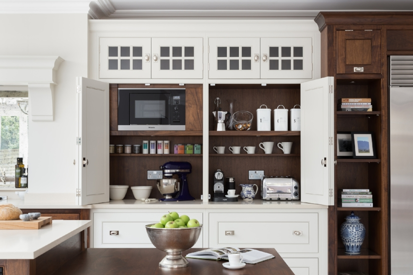 Coffee Station Ideas For The Luxury Kitchen Heather Hungeling Design