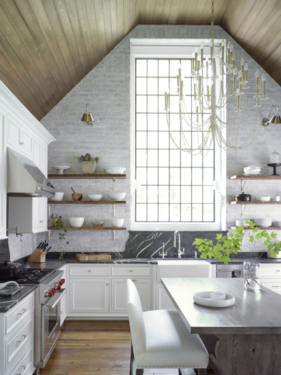 Large Kitchen Window Design Ideas Heather Hungeling