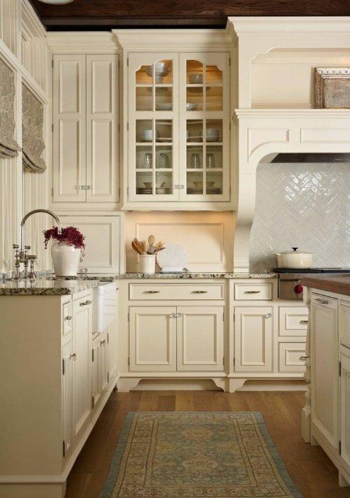 Love Cream Kitchen Cabinets, Cream Kitchen Cabinet Ideas