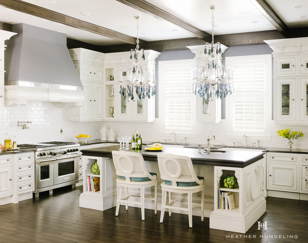 When building a new home, you may be tempted to think that your kitchen layout is fairly well configured on your construction drawings. It's not until you actually sit down with a kitchen designer though, that you may realize some of the trade-offs associated with your layout. #luxurykitchendesigns, #clivechristian, #traditionalkitchens, #kitchenlayoutideas