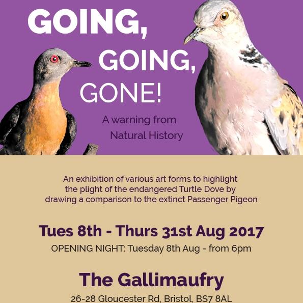The Gallimaufry, Bristol  -  August 2017