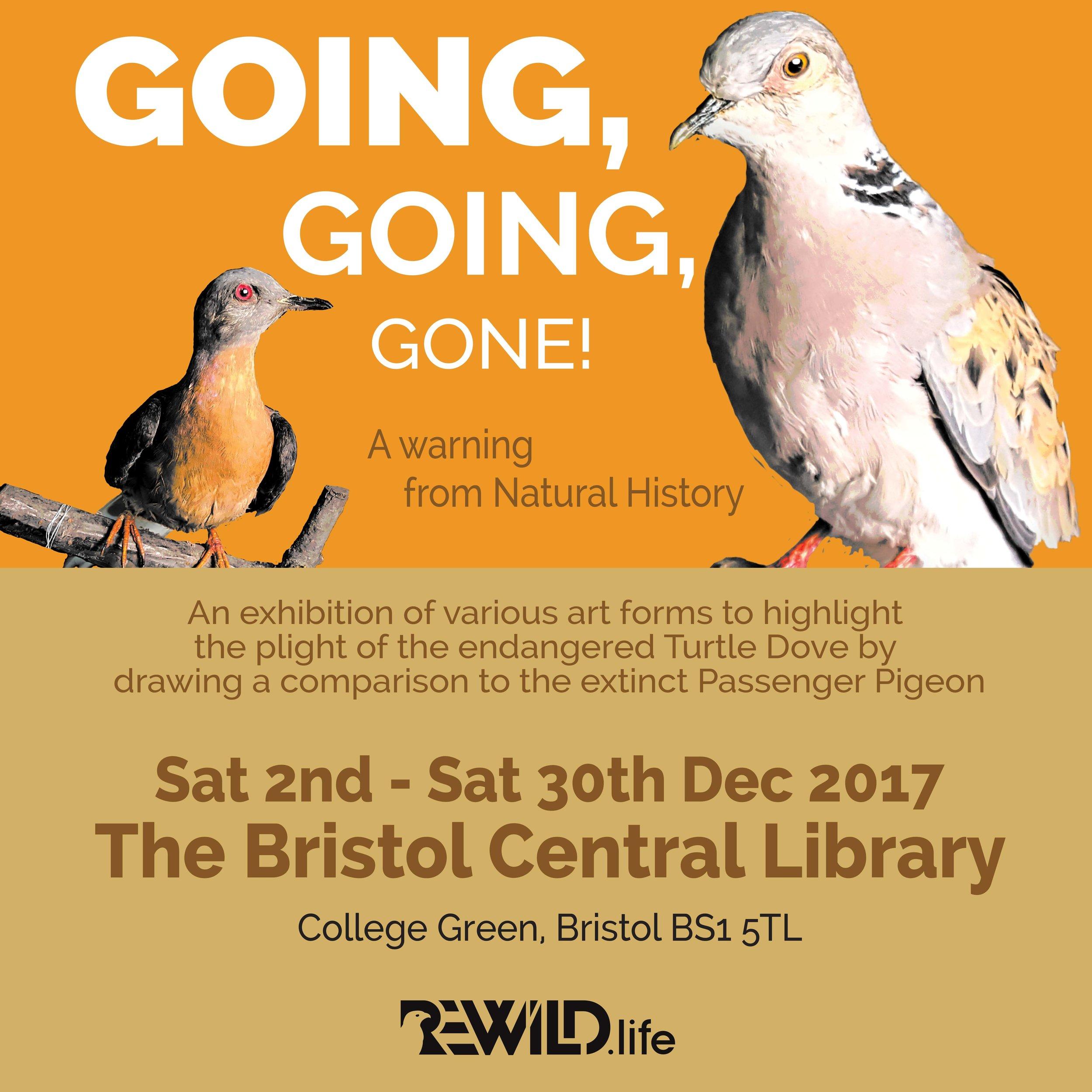 Bristol Central Library -  December 2017