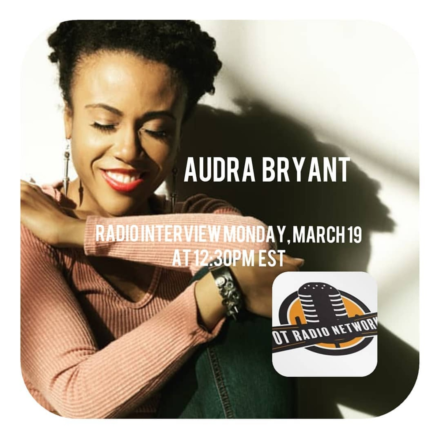 OT Show Radio Network - Interview with Audra Bryant