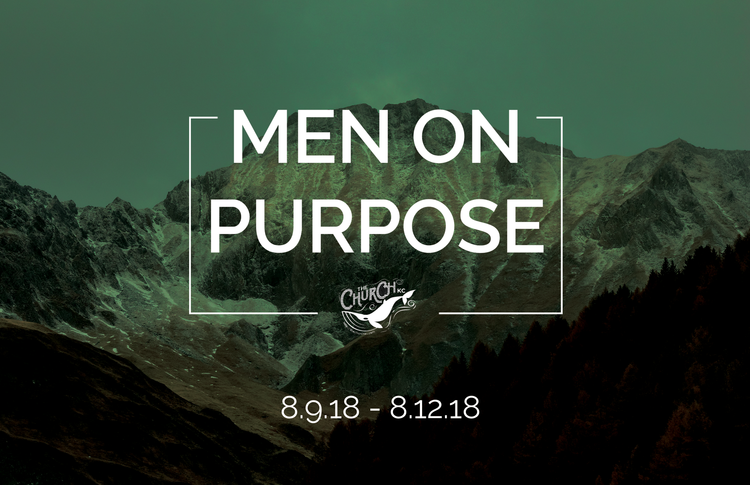 Made on Purpose, Live on Purpose, Men on Purpose.  - Be motivated! Have Confidence! Defeat the inner voice!