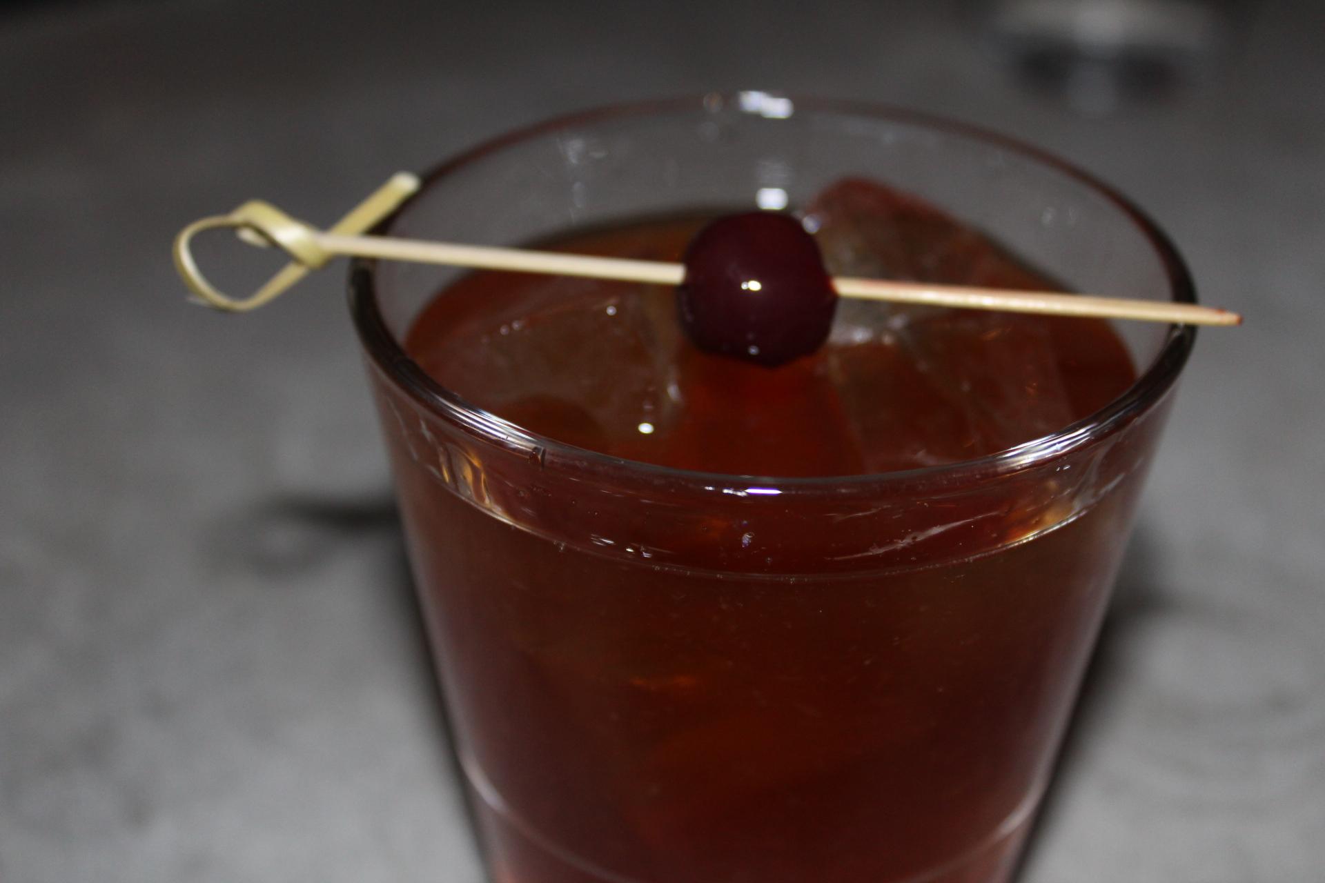 LIKE A VIRGIL - Virgil Kaine Bourbon, Carpano Antica Vermouth, Angostura Bitters