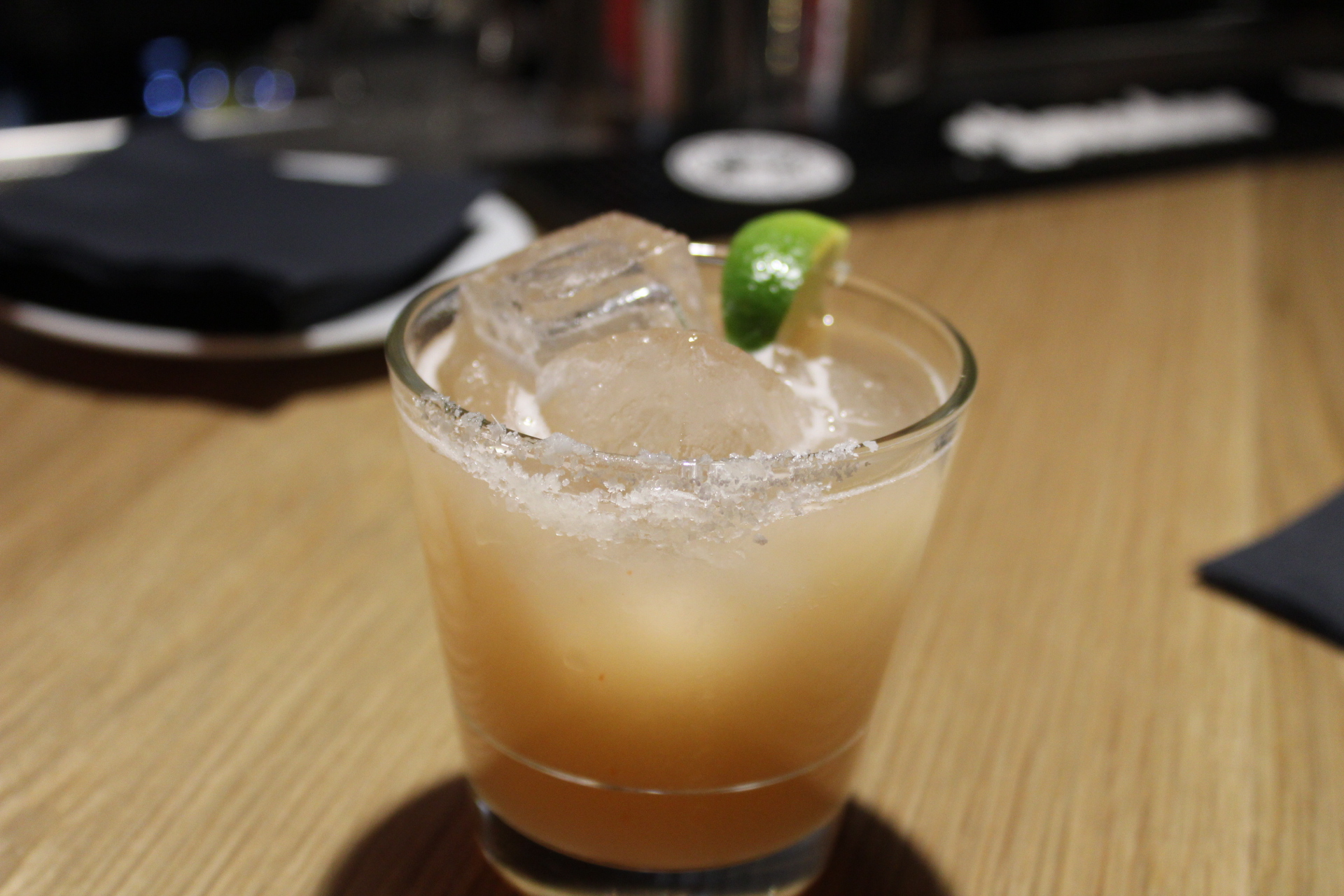 Mango & Jalpeno Margarita