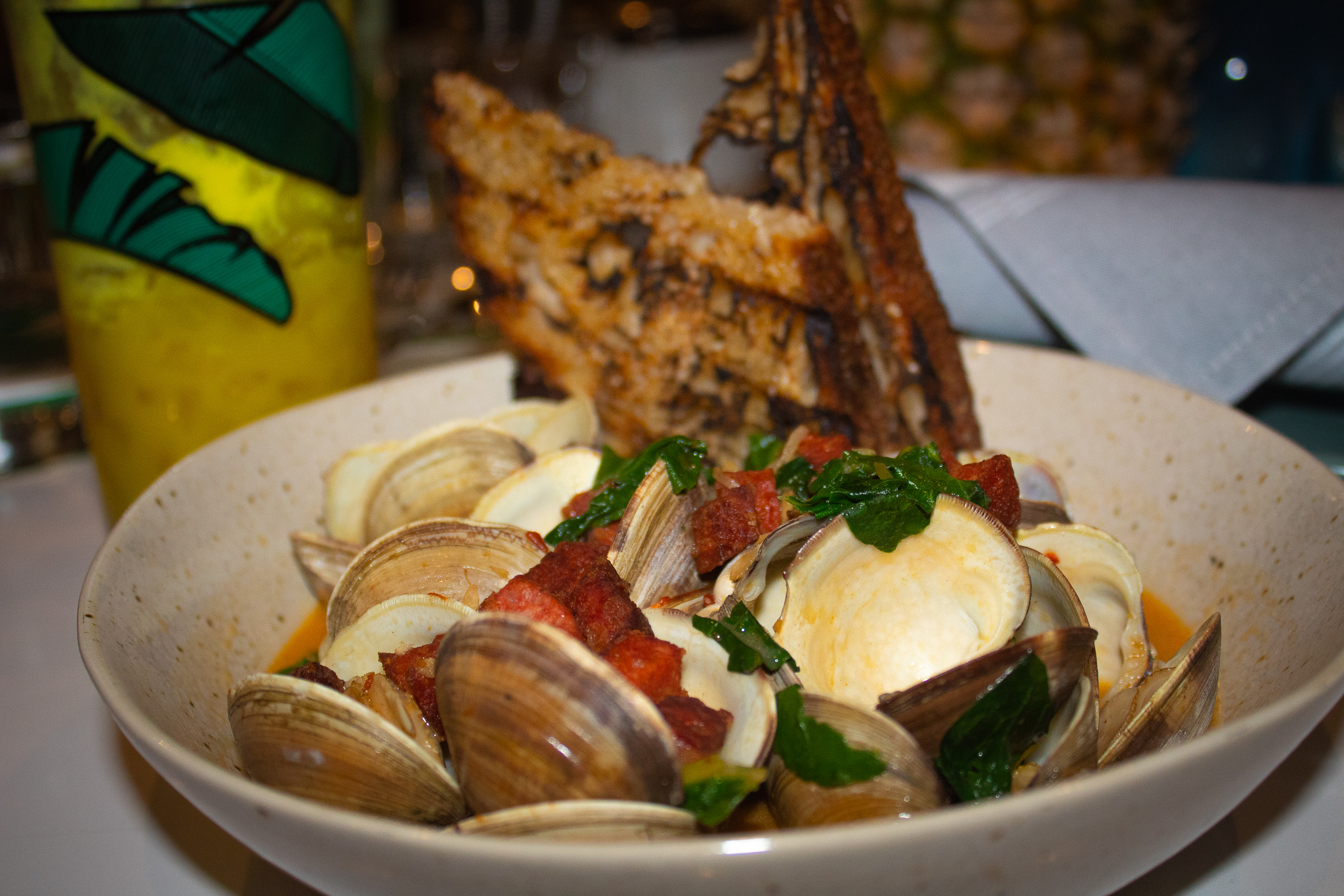 Wu Tang Clams - Portuguese Sausage, Chinese Wine