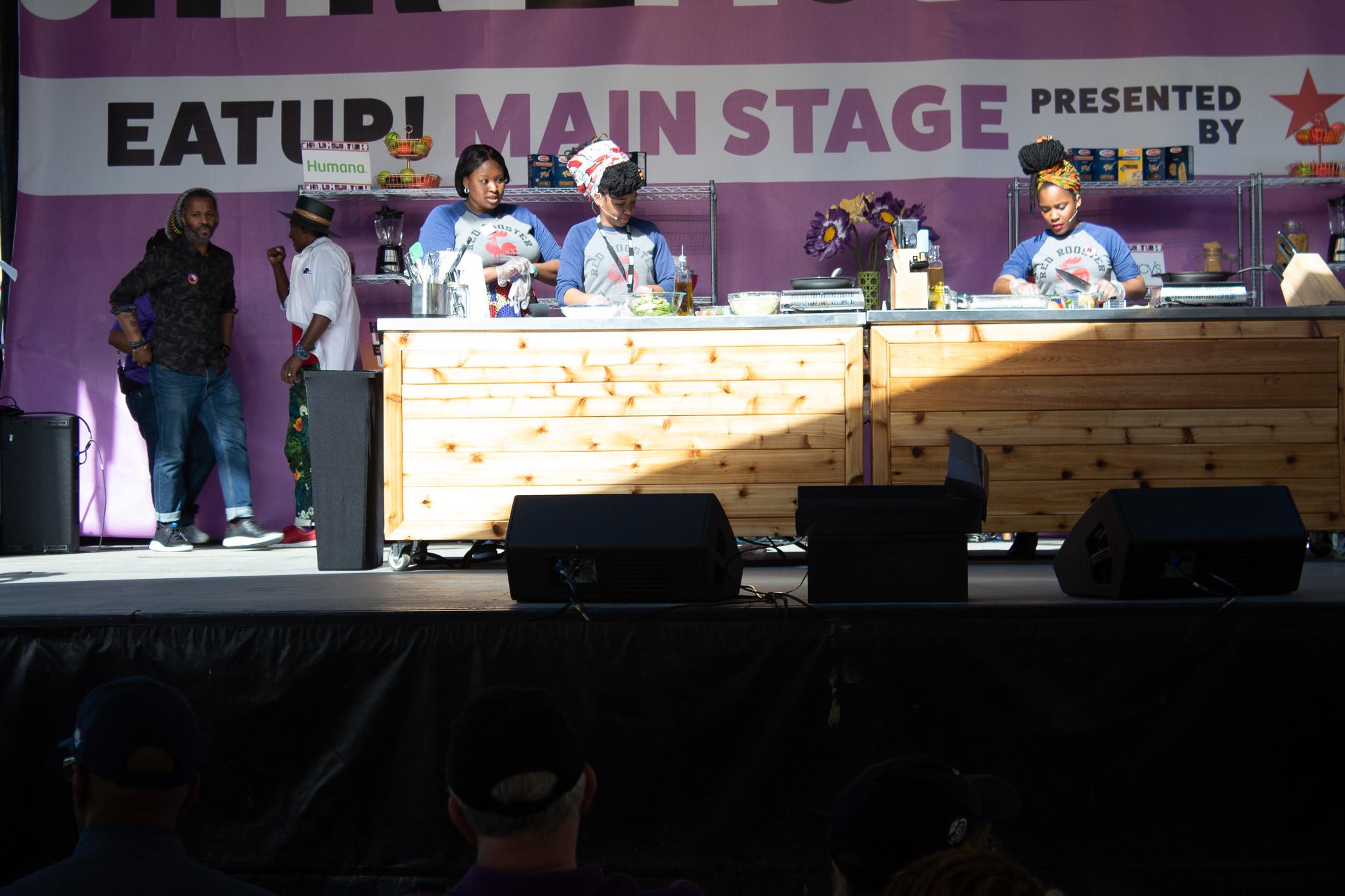 Harlem EatUp Main Stage