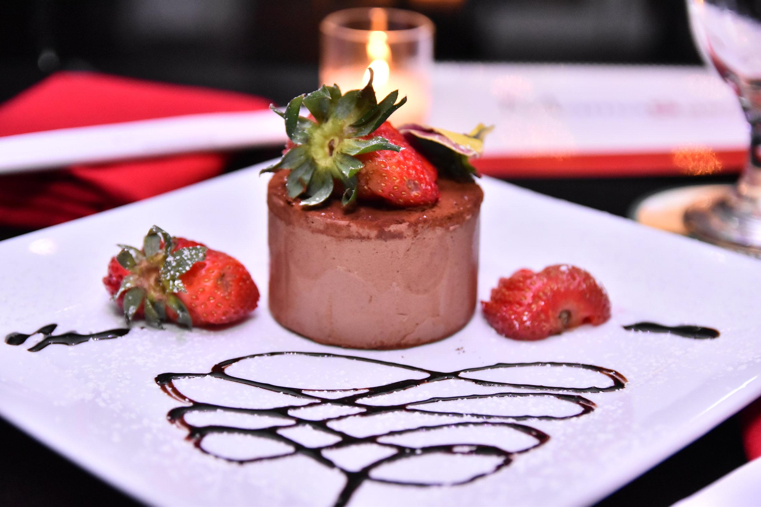 Mamasushi's Truffle Chocolate