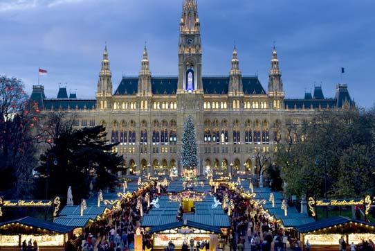 3. Vienna - Austria