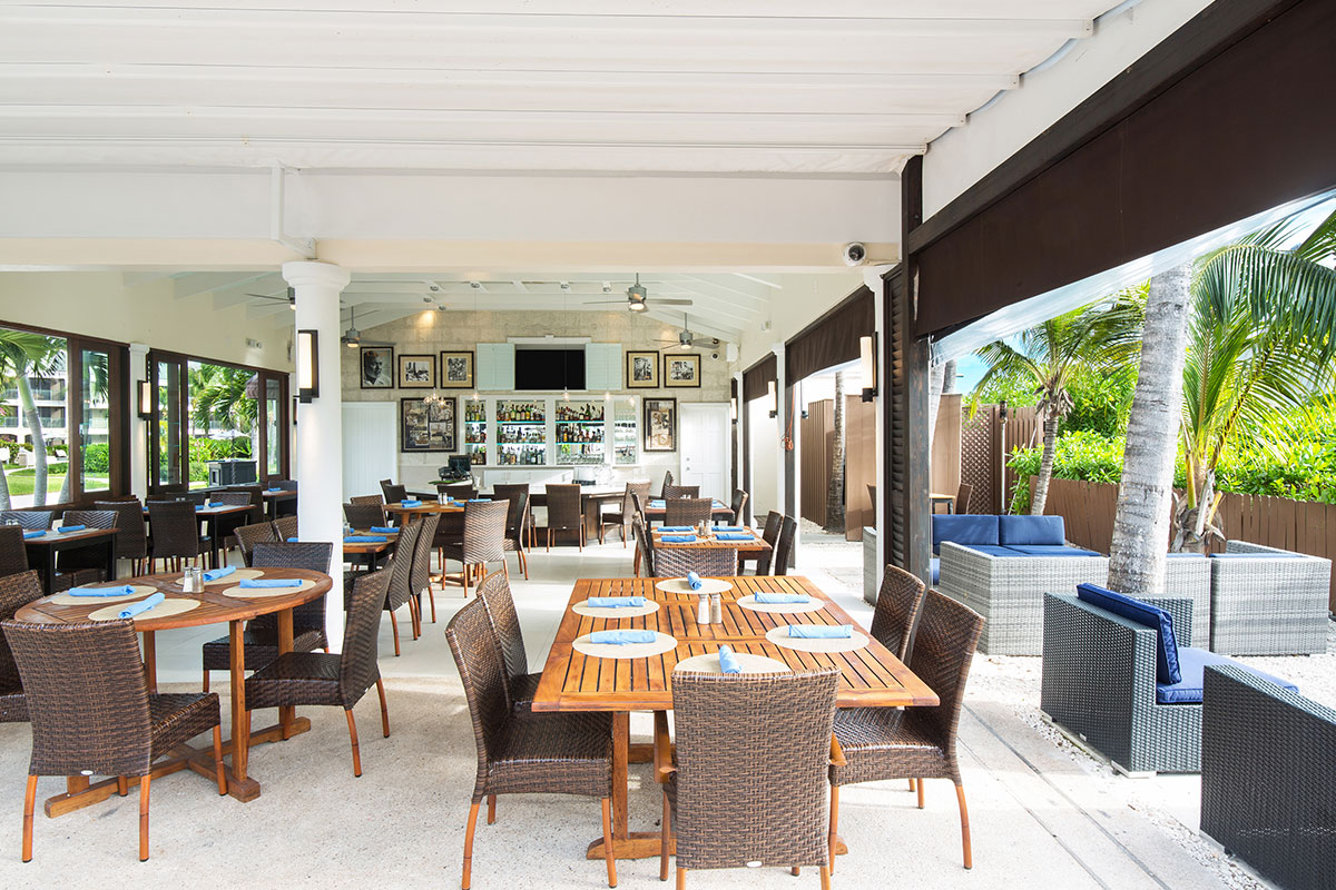 Get Your Fix - Hemingway's416 Grace Bay Rd,Turks & CaicosNamed after the famous author/island regular, head here for breakfast and order