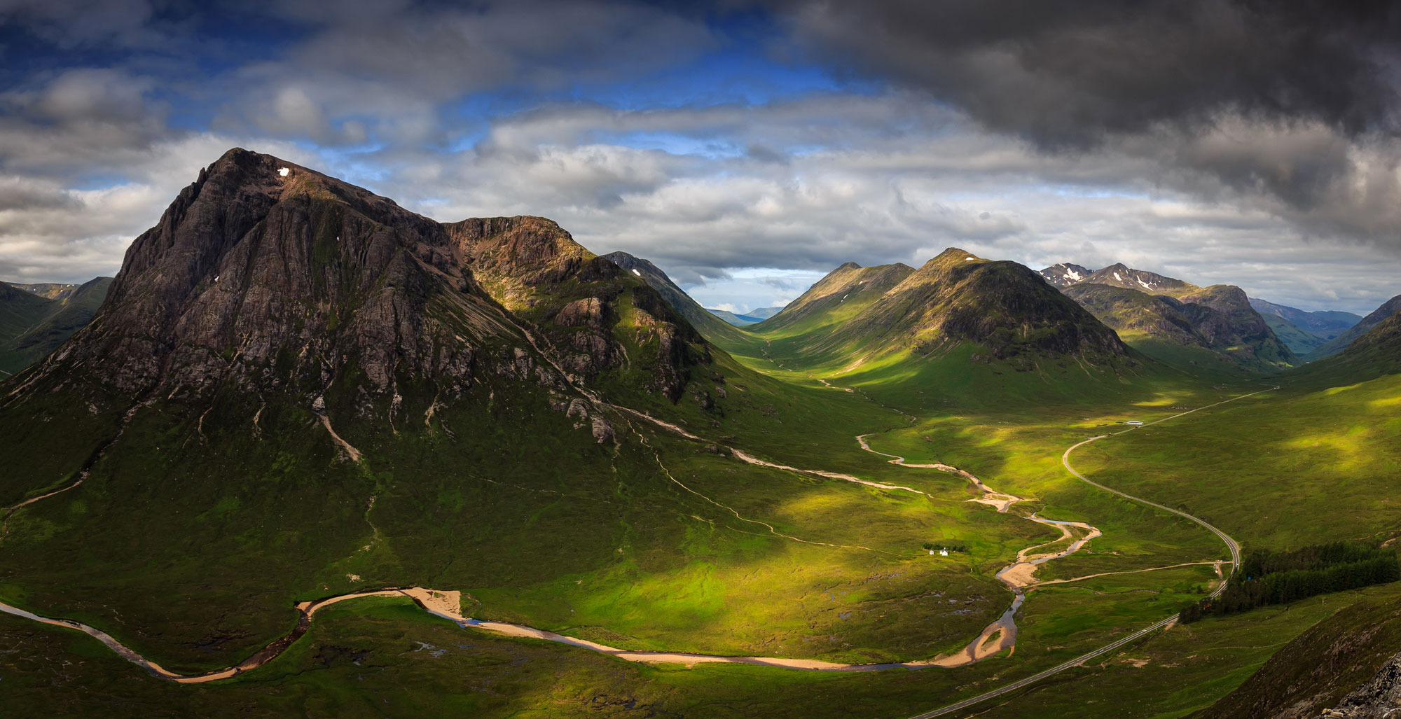 6. The Scottish Highlands - Stay in a treehouse, or a wigwam, or a Celtic castle, if you like. Tourism to the Highlands is booming, and the accommodations are becoming more and more unique to cater to their increasingly adventurous clientele. Why not opt for glamping beneath the stars? All the better to see the Northern Lights this year.