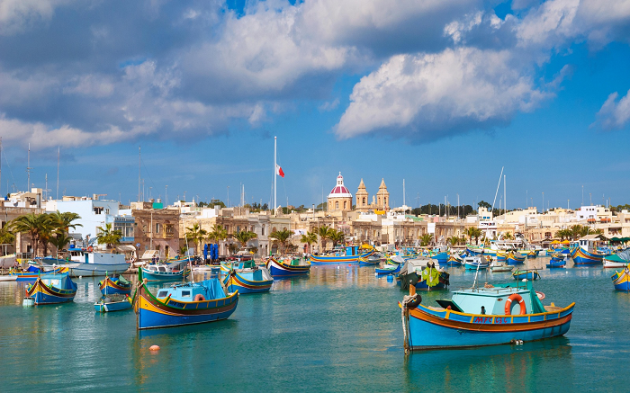 8. The Maltese Islands - In our estimation, Malta is one of the most underrated, undiscovered places on Earth--to Americans, at least. The islands of Malta, Gozo, and Comino have been European destinations for quite some time,not to mention backdrops to films like Troy.When I told the patron of a family-owned cafe that I was from America, he was so shocked that he dropped my kebab. Don't worry, he gave me the second one for free.Malta is the third-most generous country in the world, after all. That is a fact: you can look it up.