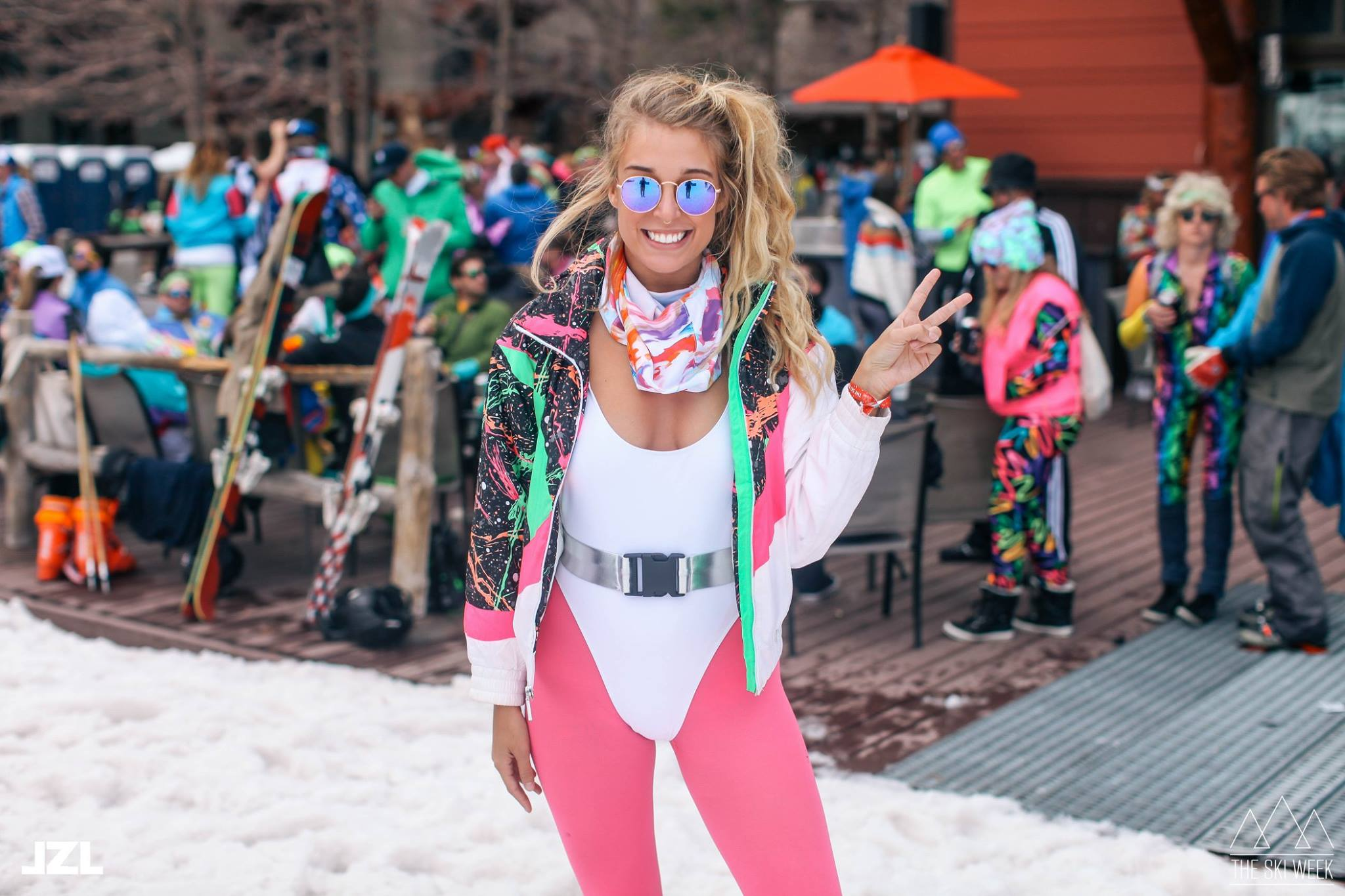 The Ski Week - Where: Aspen Snowmass, ColoradoWhen: April 8th-15thWhat: Aspen is the only American resort to host this traveling festival,ensuring an influx of international revelers to an already swanky town (just check out our Escape Guide). Other destinations include Austria, Japan, and Canada. We also have to give a shoutout to Aspen Gay Ski Week:forget Black Diamonds,those all-night dance parties are the real test of your endurance.