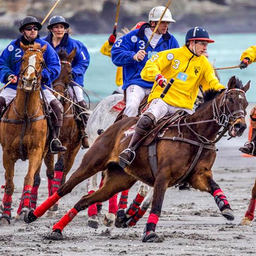 The Newport Winter Festival - The Newport Winter Festival in Rhode Island includes winter polo, a chili cook-off, and a Jimmy Buffett cover band. What more could you want?