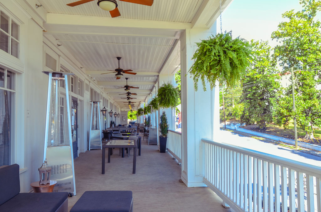Hang Your Hat - The Partridge Inn2110 Walton Way, Augusta, GA 30904The large porch defines laid back Southern elegance- a perfect spot to spend your nights (and your nightcaps).AirbnbAiken is an ideal location for Airbnb--rent a house and experience that South Carolina hospitality on your own time