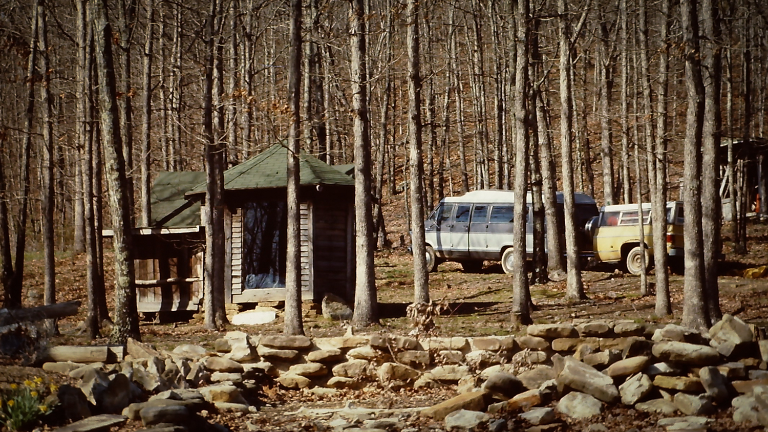1970's - In the late 1970s, groups of Arkansas teens began to camp with Young Life, and they began to overwhelm state parks with their numbers. Their leaders began to pray for a new low-cost camping option, a place to take large groups of students so that they could hear the story of Jesus and encounter God in the midst of His creation.