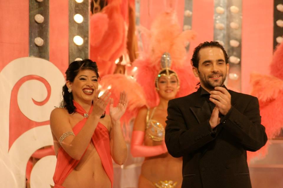 Geraldina Rojas y Ezequiel Paludi