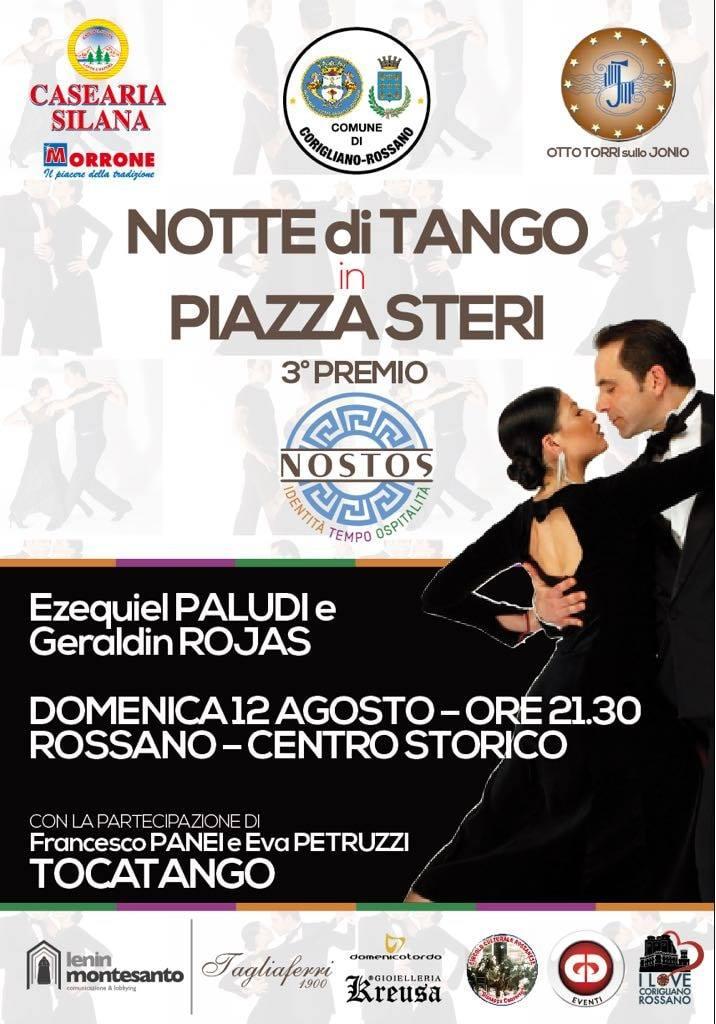 Tango a Rossano