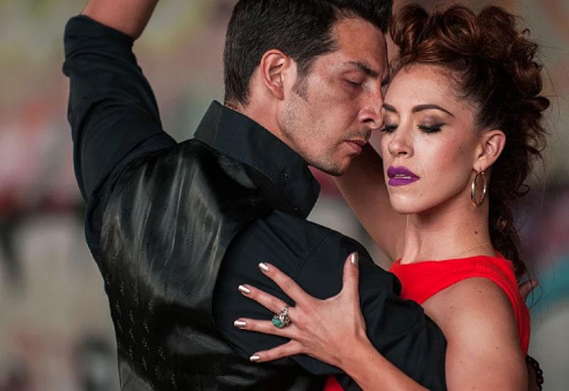 guest dancers - Amsterdam in Tango