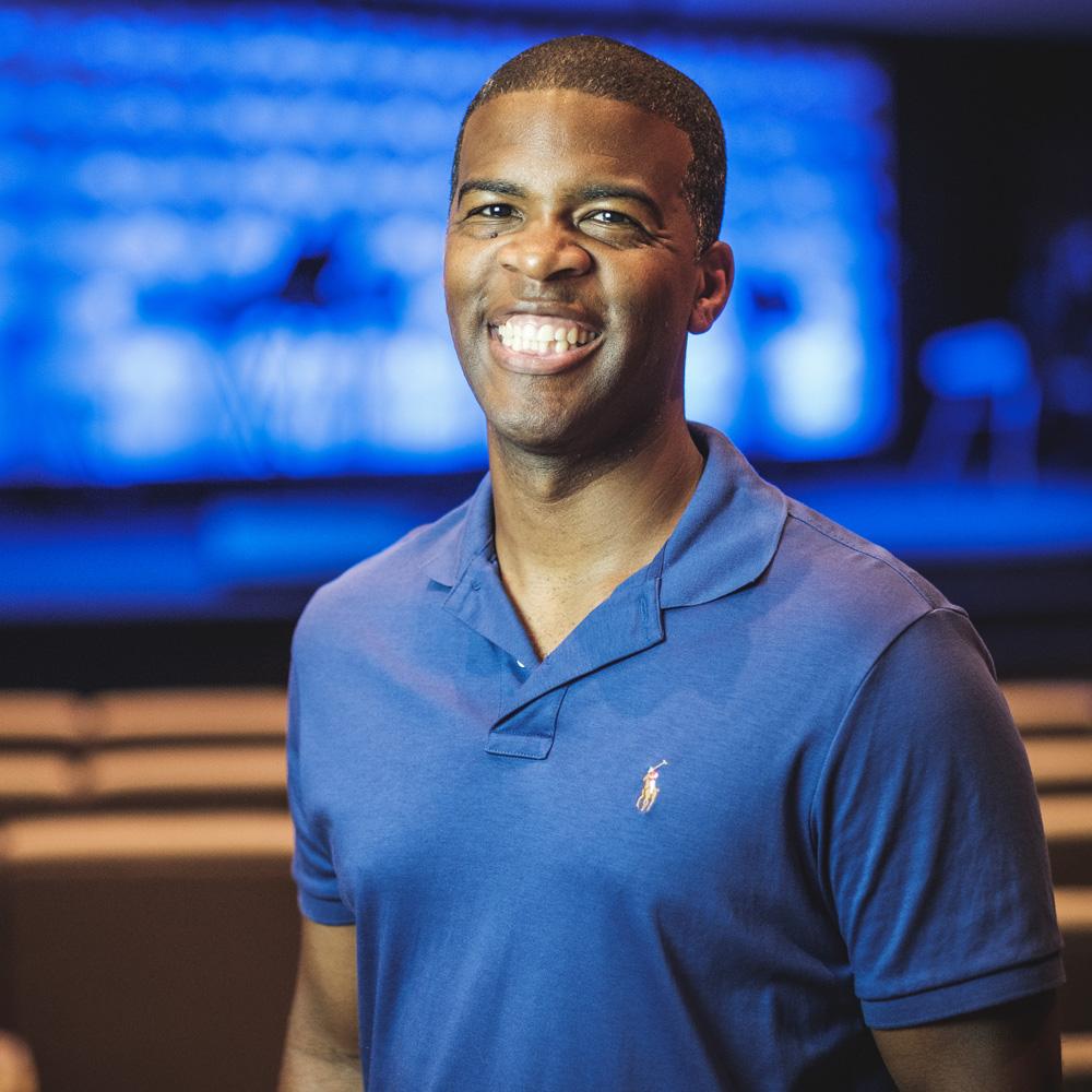 Michael Madkins - Basketball Kinnect Leader