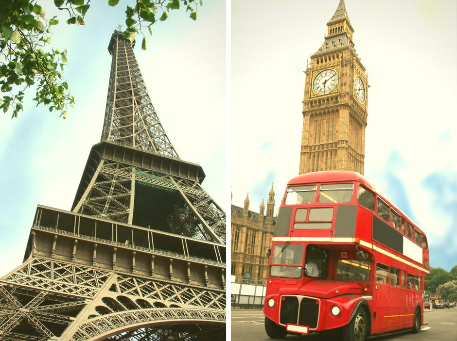 May 17-24, 2019 - Joins us as we eat our way through Paris and London with cooking classes, tours and adventures!