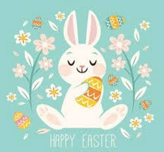 Wishing you and yours a Happy Easter from your friends at Delish Destinations!  Okay, so what's on the menu?