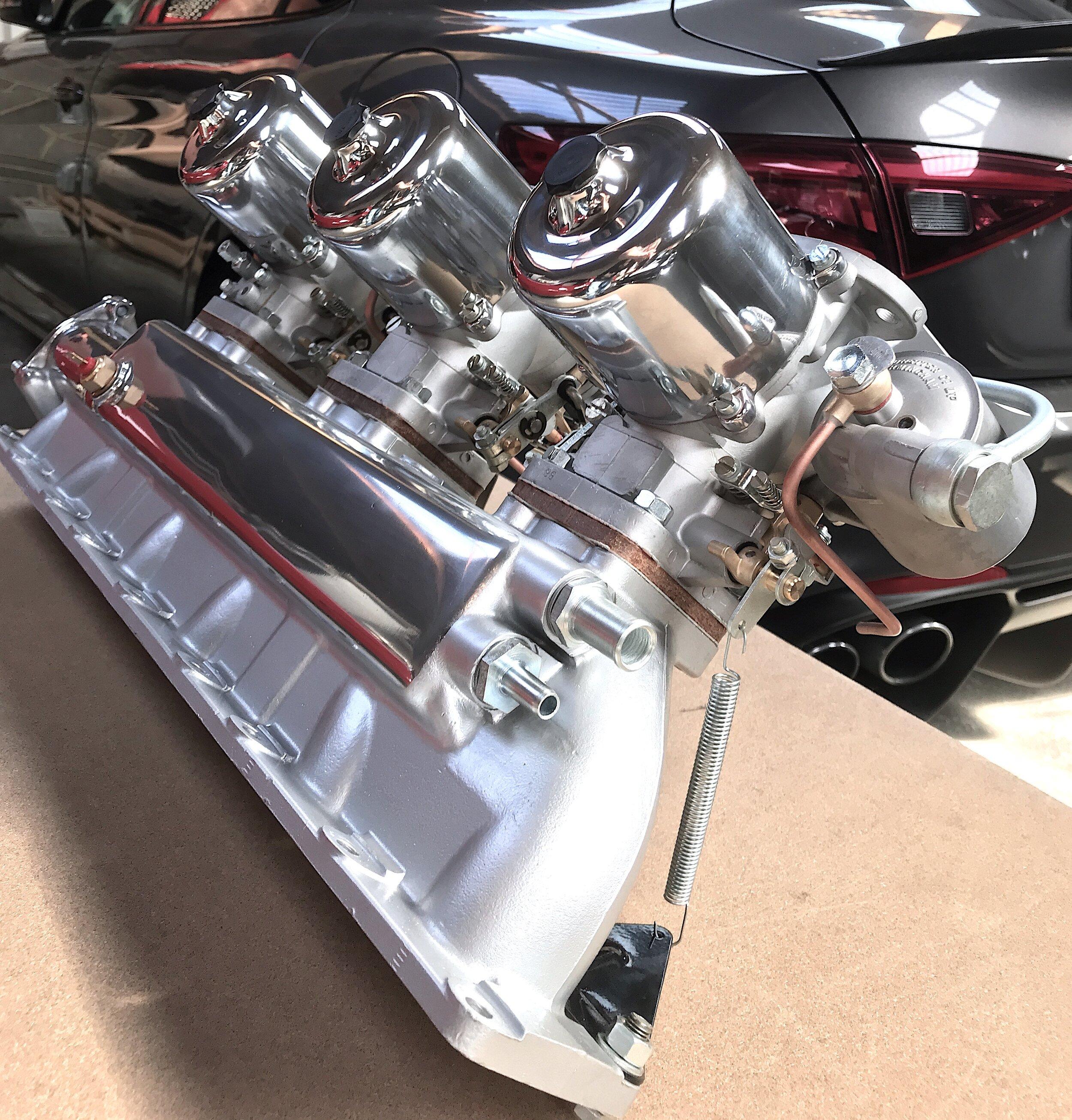 Jaguar Rover SU HD8 Carburetter Service Kit
