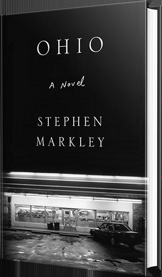 ohio, novel, stephen markley, book