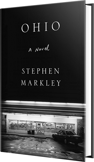 ohio, novel, stephen markley, book