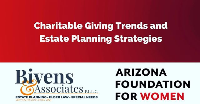 Tomorrow night! Please join us for a casual and informative networking event with an educational program on planned giving. This program will qualify 1.0 hour CLE for attorney's. Register on our website, hope to see you there! . . . . . . . #empowerment #legal #shecountsaz #attorney #az #arizona #scottsdale
