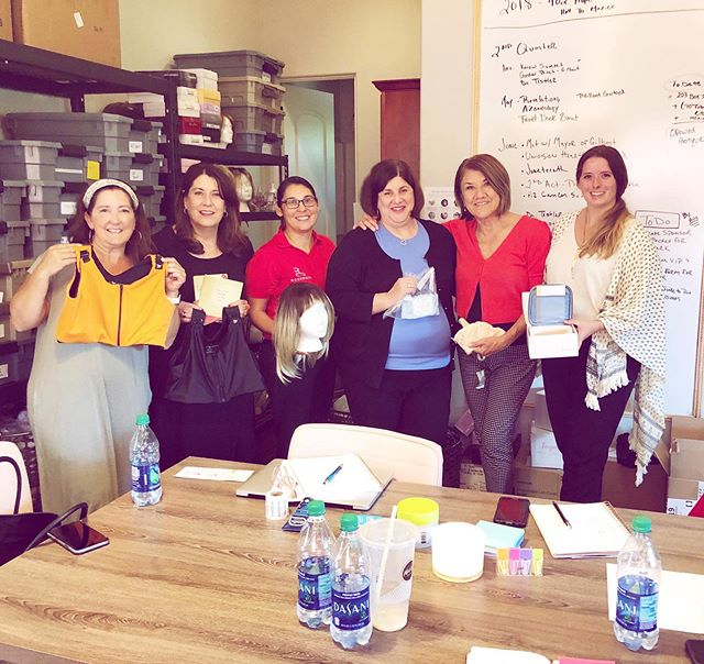 Yesterday, AFW Board Members and staff had the opportunity to meet with @impactone at their office. We are so impressed with the work that this small but mighty team is accomplishing! Thank you for all that you are doing to support women in Arizona and beyond! . . . . . . . #shecountsaz #impactone #arizona #nonprofit #women #womenhelpingwomen #breastcancerawareness #breastcancersupport