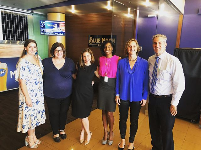 AFW staff and Board Members attended the Phoenix Mercury Believe in Women Networking Luncheon this afternoon with Christy Hedgpeth WNBA COO, and Melissa Goldenberg, SVP & General Counsel. Be sure to check out our table at the Believe in Women Expo before tomorrow night's Mercury game!