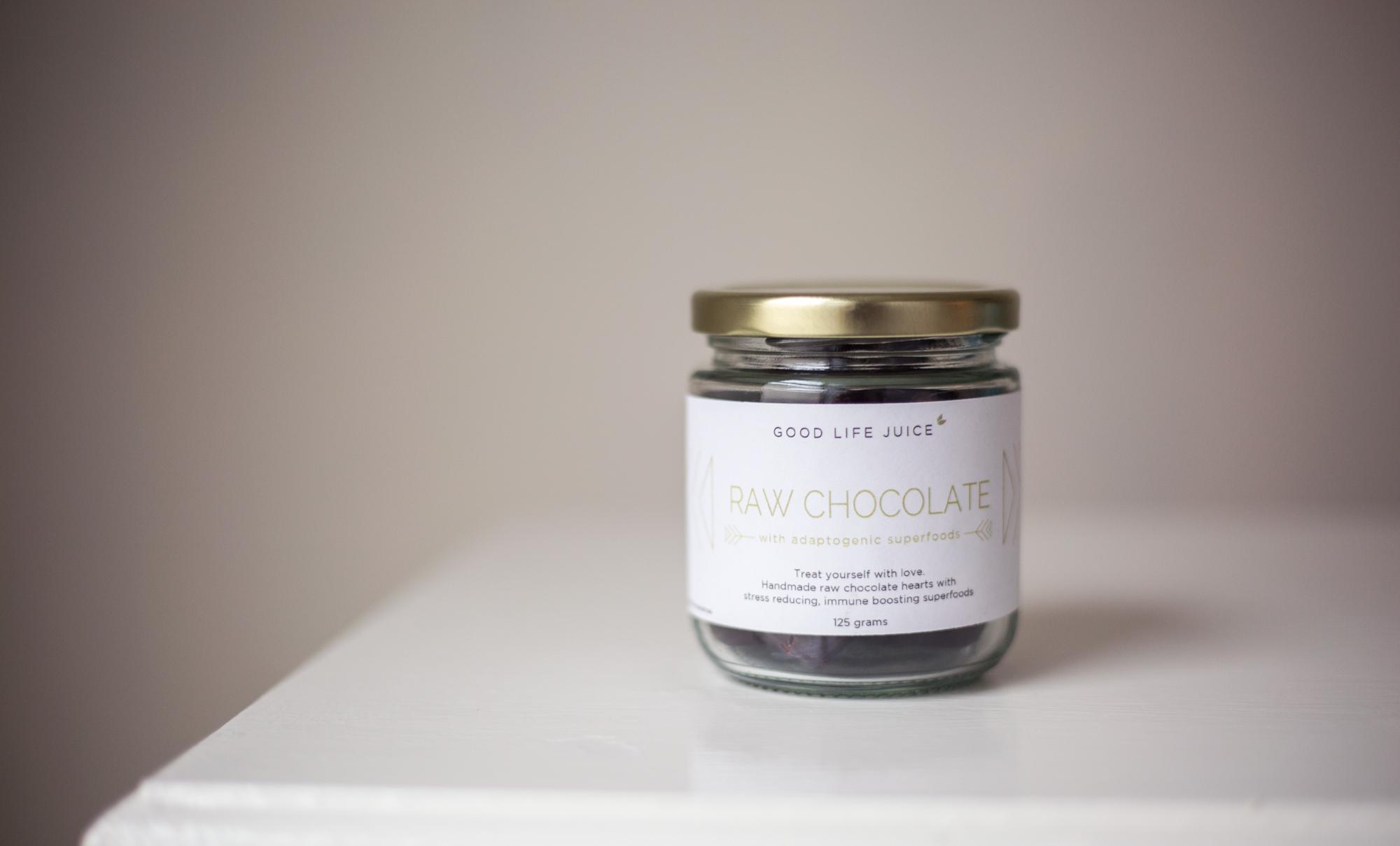 Adaptogenic Chocolates