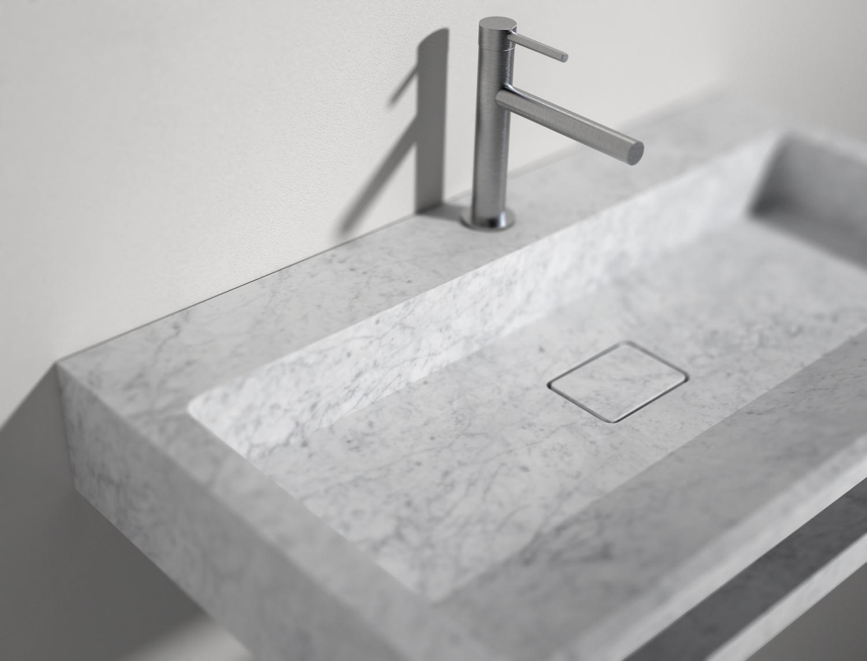 Farrah & Pearce - Frassk - Basin Visualisation Carrara Marble