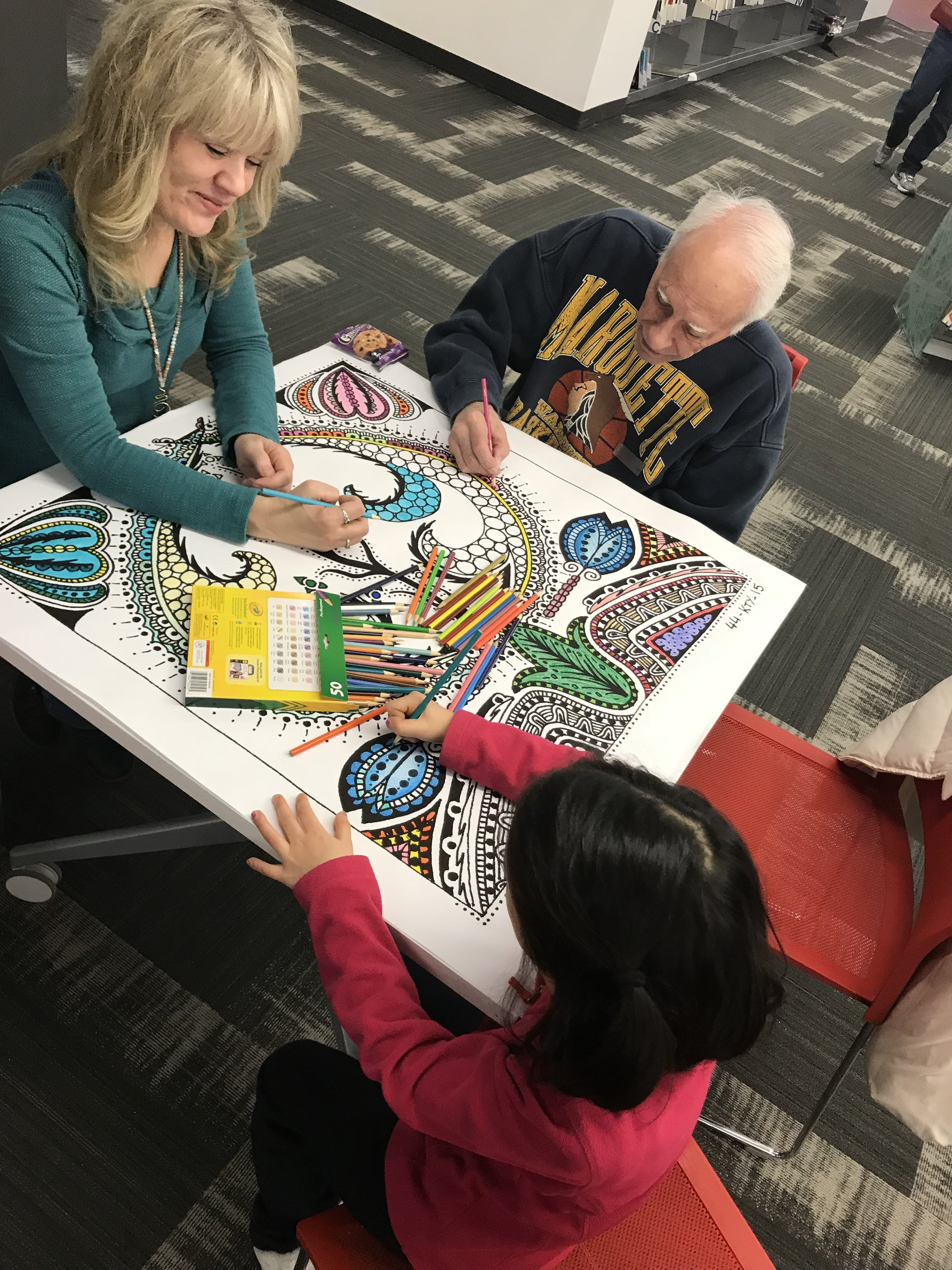 where is your journey taking you today? - 2018 barrington library family discovery event