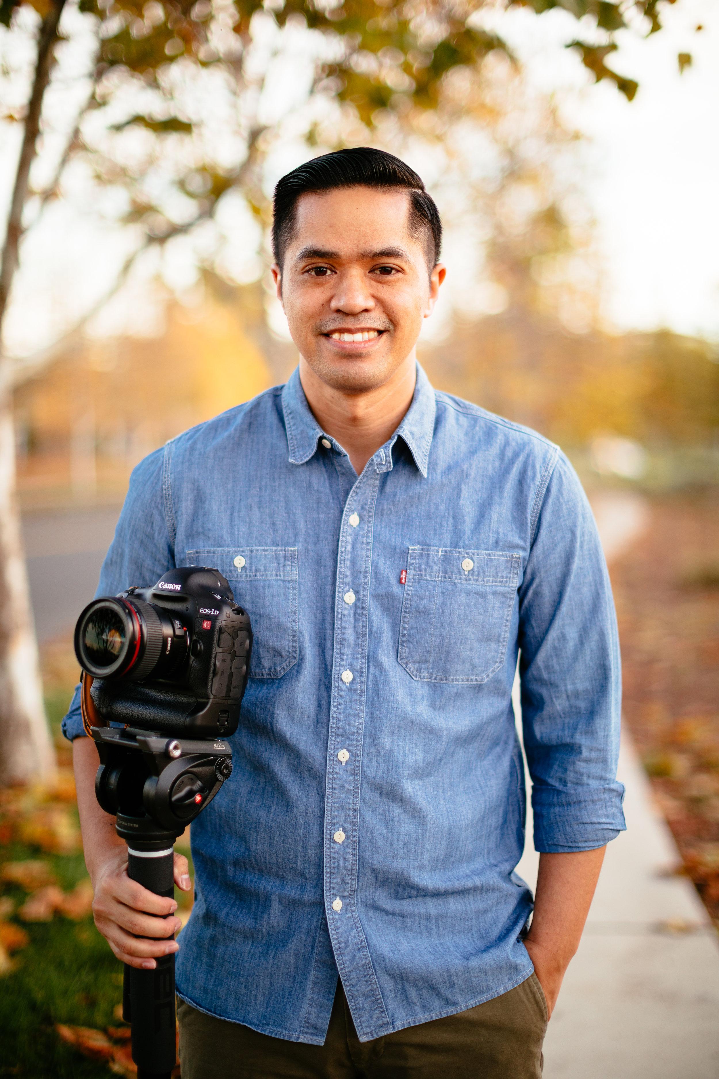 Jeremy Roque - Owner, Cinematographer and Storyteller