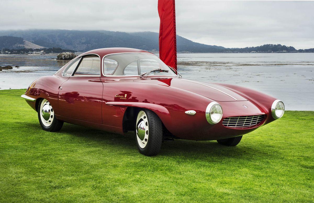 1957 Alfa Romeo Giulietta Sprint Speciale Prototipo