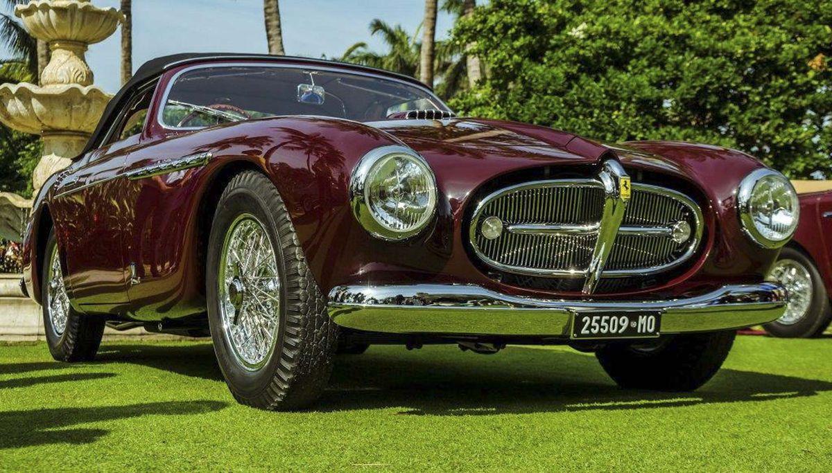 1951 Ferrari 212 Export Cabriolet