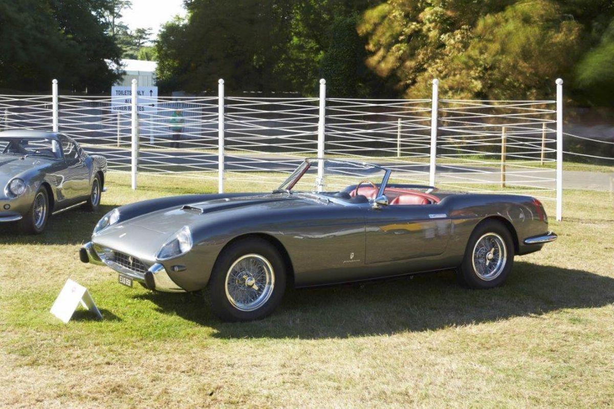 1957 Ferrari 250 GT Cabriolet